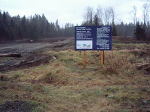 Development Along Morrison Creek